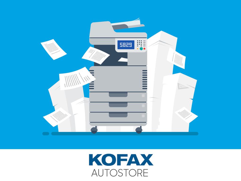 kofax autostore
